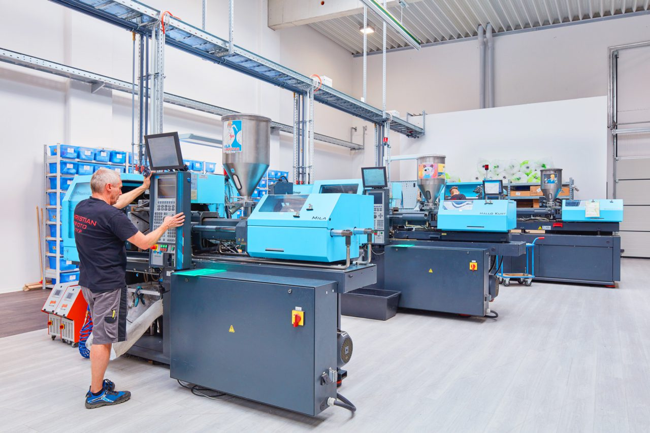 Injection moulding of prototypes | 1st Mould | Rapid Tools